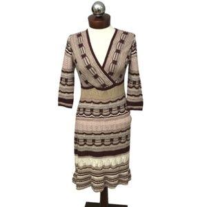 Calypso St. Barth Carri Knit Alpaca Sweater dress